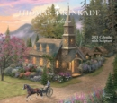 Thomas Kinkade Studios 2021 Deluxe Wall Calendar with Scripture - Book