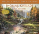 Thomas Kinkade Special Collector's Edition 2021 Deluxe Wall Calendar : Reflections - Book