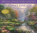 Thomas Kinkade Special Collector's Edition with Scripture 2021 Deluxe Wall Calen : Reflections - Book