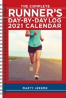 The Complete Runner's Day-By-Day Log 2021 Calendar - Book