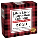 Life's Little Instruction 2021 Day-to-Day Calendar - Book