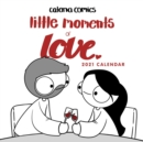 Catana Comics Little Moments of Love 2021 Wall Calendar - Book