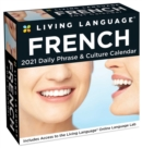 Living Language: French 2021 Day-to-Day Calendar - Book