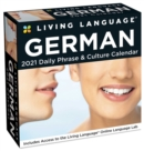 Living Language: German 2021 Day-To-Day Calendar - Book
