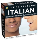 Living Language: Italian 2021 Day-to-Day Calendar - Book