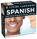 Living Language: Spanish 2021 Day-to-Day Calendar - Book