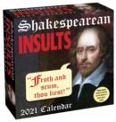 Shakespearean Insults 2021 Day-to-Day Calendar - Book