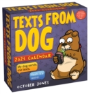 Texts from Dog 2021 Day-to-Day Calendar - Book