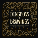 Dungeons and Drawings: An Illustrated Compendium of Creatures - eBook