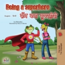 Being a Superhero (English Hindi Bilingual Book) - eBook