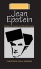 Jean Epstein : Corporeal Cinema and Film Philosophy - eBook