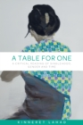 A Table for One : A Critical Reading of Singlehood, Gender and Time - Book