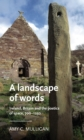 A landscape of words : Ireland, Britain and the poetics of space, 700-1250 - eBook