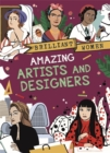 Brilliant Women: Amazing Artists and Designers - Book