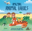 Look and Wonder: Amazing Animal Babies - Book