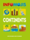 Infomojis: Continents - Book