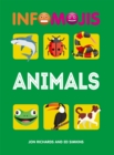 Infomojis: Animals - Book