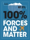 100% Get the Whole Picture: Forces and Matter - Book
