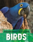 Endangered Wildlife: Rescuing Birds - Book
