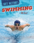 Get Active!: Swimming - Book