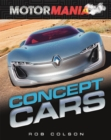 Motormania: Concept Cars - Book