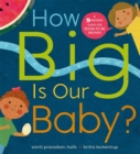 How Big is Our Baby? : A 9-month guide for soon-to-be siblings - Book