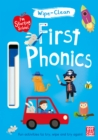 I'm Starting School: First Phonics : Wipe-clean book with pen - Book