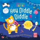Peek and Play Rhymes: Hey Diddle Diddle : A baby sing-along board book with flaps to lift - Book