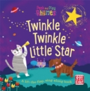 Peek and Play Rhymes: Twinkle Twinkle Little Star : A baby sing-along board book with flaps to lift - Book