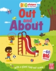 Big Stickers for Tiny Hands: Out and About : With scenes, activities and a giant fold-out picture - Book