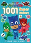 PJ Masks: 1001 Super Stickers - Book
