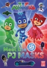 PJ Masks: Meet the PJ Masks! : A PJ Masks sticker book - Book