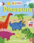 Big Stickers for Tiny Hands: Dinosaurs : With scenes, activities and a giant fold-out picture - Book