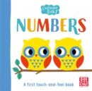 Chatterbox Baby: Numbers : A bright and bold touch-and-feel board book to share - Book