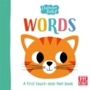 Chatterbox Baby: Words : A touch-and-feel board book to share - Book