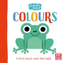 Chatterbox Baby: Colours : A bright and bold touch-and-feel board book to share - Book