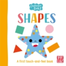 Chatterbox Baby: Shapes : A bright and bold touch-and-feel book to share - Book