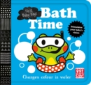 First Baby Days: Bath Time : A book that changes colour in water - Book