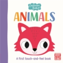Chatterbox Baby: Animals : A touch-and-feel board book to share - Book