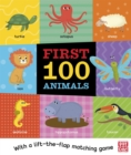 First 100 Animals - Book