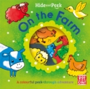 Hide and Peek: On the Farm - Book