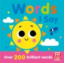 Talking Toddlers: Words I Say - Book