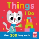 Talking Toddlers: Things I Do - Book