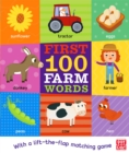 First 100 Farm Words - Book