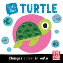 Bath Time: Turtle - Book