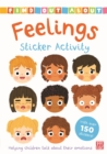 Find Out About: Feelings sticker activity : Helping children talk about their emotions - with over 100 stickers! - Book