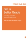 Get a Better Grade : Seven Steps to Excellent Essays and Assignments - eBook