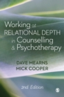 Working at Relational Depth in Counselling and Psychotherapy - eBook