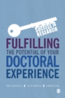 Fulfilling the Potential of Your Doctoral Experience - eBook