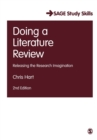 Doing a Literature Review : Releasing the Research Imagination - Book